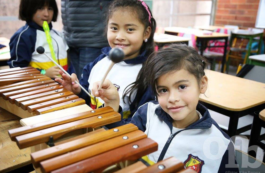 funciones Orquesta filarmonica de Bogota