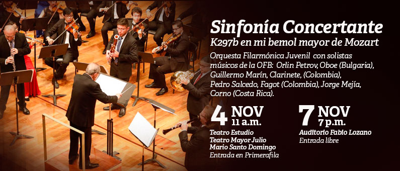 OFJsolitas   - Orquesta Filarmónica de Bogotá