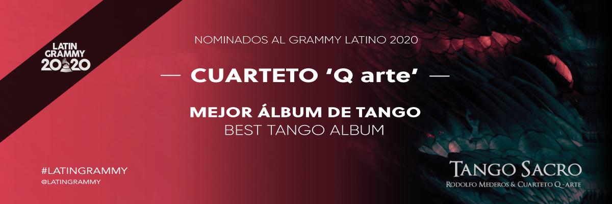 Felicitación Cuarteto 'Q arte'