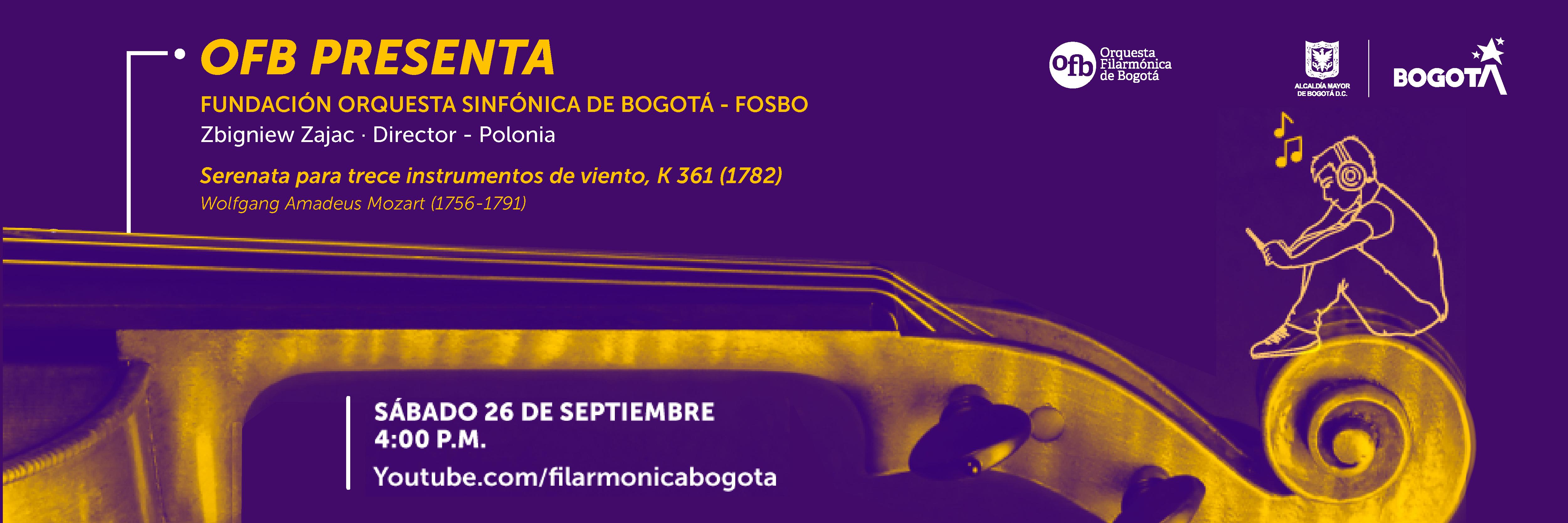 Fundación Sinfónica de Bogotá - FOSBO