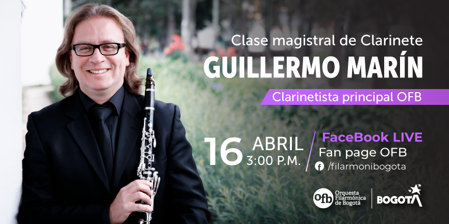 Clase Magistral Guillermo Marin