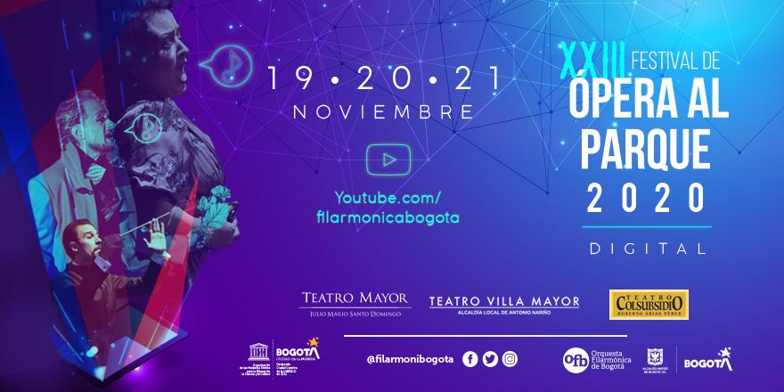 XIII Festival Ópera al Parque Digital